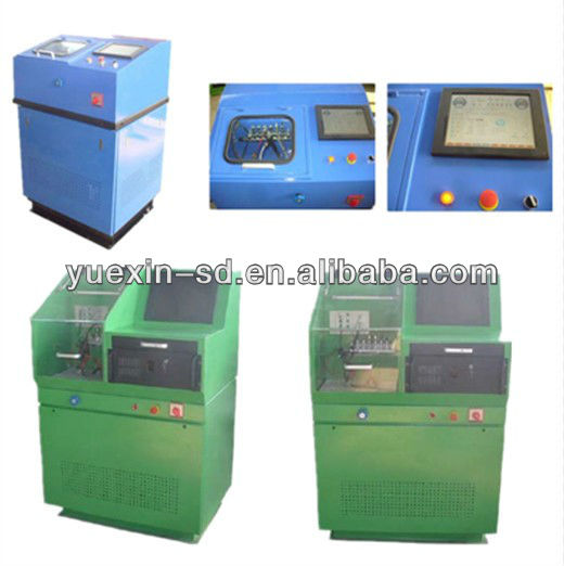 NTS200 /NTS300 COMMON RAIL INJECTOR TEST BENCH COMMON RAIL TEST BENCH