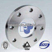 ASTM A182 Stainless Steel 304 Forged ANSI B16.5 Flat Face Flange