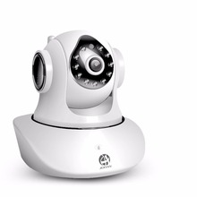 JOOAN C6 Home Security Baby Monitor Wireless Wi-Fi IR-cut Night Vision Video Surveillance Network CCTV Indoor IP Camera