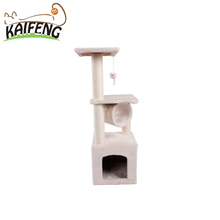 Hi Best Selling Scratch Post Cat Furniture For Cats/Kitty