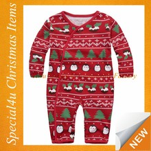 Costumes kids long sleeve spring autumn baby wear clothing set Christmas Gifts Baby romper SYCI-032