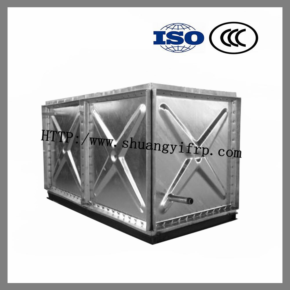 Bolted Type High Pressure Galvanized Steel Water Tank