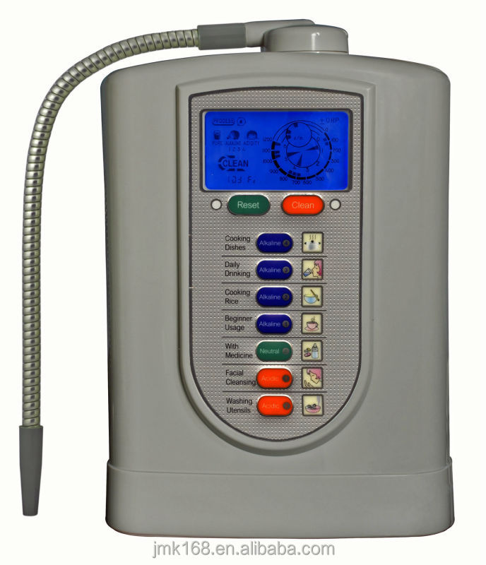 Ionizer Type and CE,UL Certification alkaline water