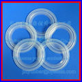 white silicone gasket_transparent FDA washer_rubber gasket_transparent silicone gaskets