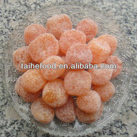 hot sale dried fruit, dried crystal whole kumquat