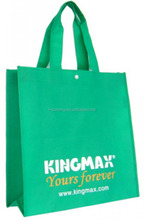 Reusable cheap promotional custom logo printing made tote shopping bag