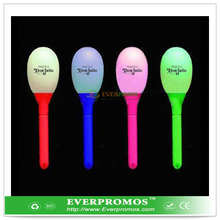 Led maracas for fan cheering of 2014 world cup