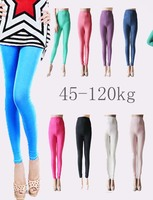 2015 spring and summer thin section breathable stretch candy color hm big yards modal nine Leggings wholesale factory direct