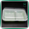 Take away disposable pp cheap plastic food container with lid