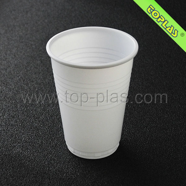 7oz pp disposable cup plastik