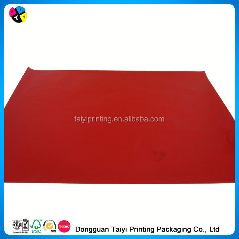 2014 Cheap printing mf tissue hard paper
