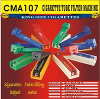 Professional factory supply long lasting cigarette rolling machine with hopper for promotion