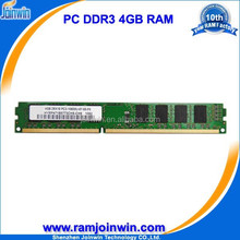 Verified supplier ram 4GB PC3-10600 1333MHZ DDR3 240-PIN DESKTOP MEMORY