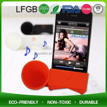 Silicon Loudspeaker Amplifier / Horn Shaped Silicone Loudspeaker