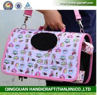 Wholesale Airline Approved Pet Carriers Soft-Sided Travel Portable Bag for Dogs Cats Puppies