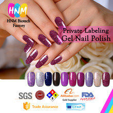 HNM soak off uv gel nail polish 1kg wholesale 3 steps best bulk nail gelishs polish # Classic