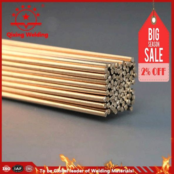 2%,5% Silver Phos Copper brazing alloys silver brazing wire welding rod