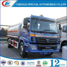 New dimensions and large capacity fuel tank truck