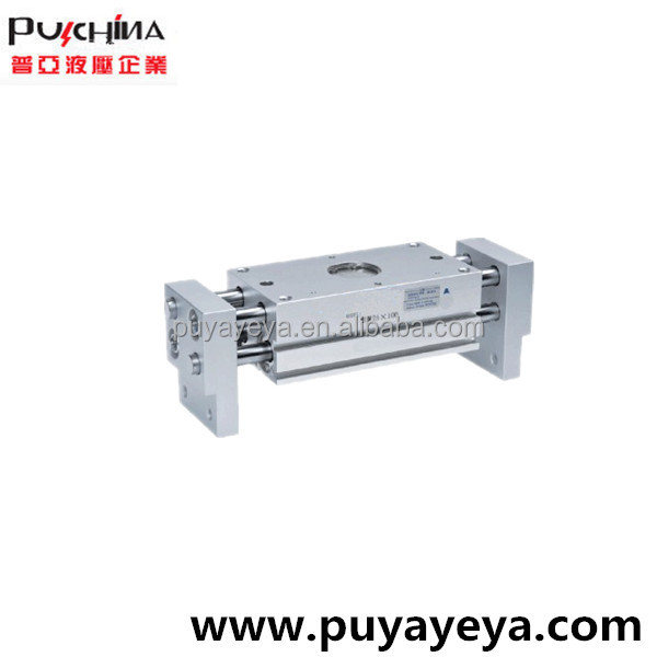 Factory Supply Best Price Double Piston Double Acting Pneumatic Cylinder