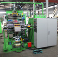 Motorbike tire building machine with factory supply