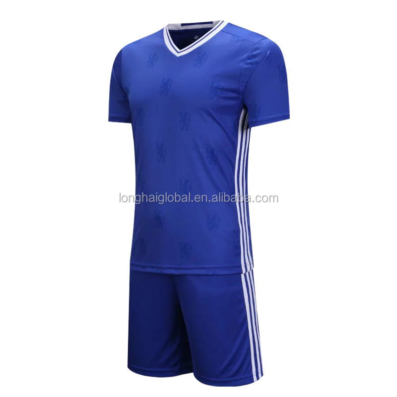 Men And Women Summer Children Adult Football Jersey Cut Sleeve Wholesale Football Jersey Custom
