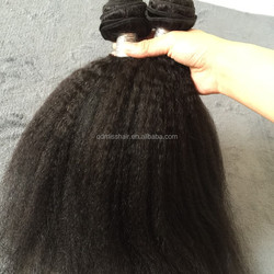 HOT Selling Cheap Hair Pieces Kinky Afro Curly