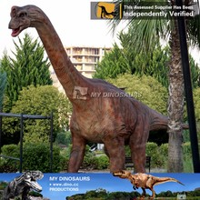 playground park equipment life-size robotic dinosaur