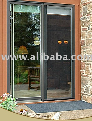 Patio Retractable Screen Door