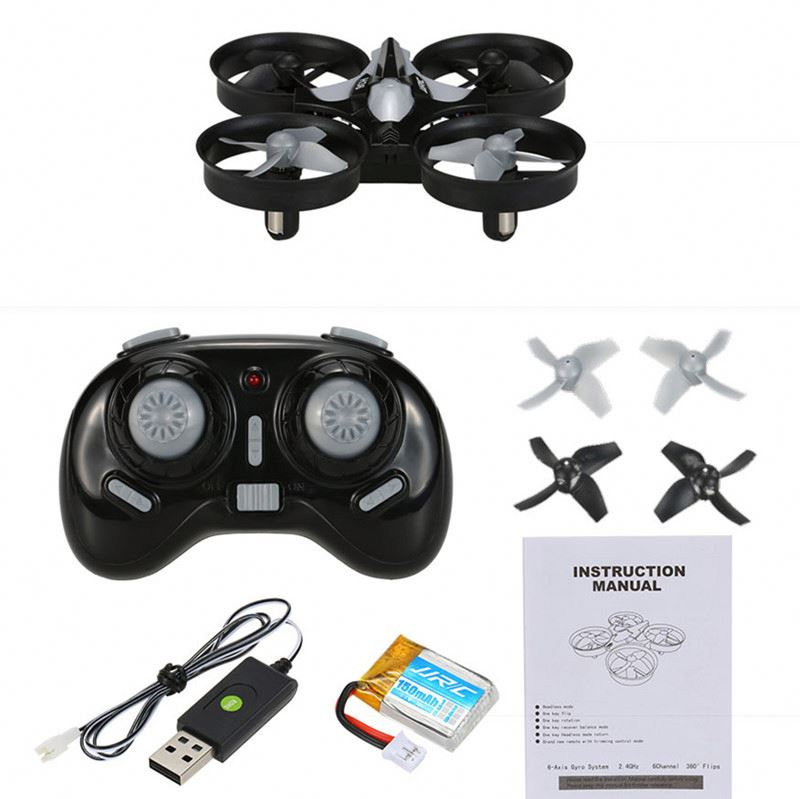 Radio control toy JJRC H7 Mini Quadcopter PK M9912 6 Axis 4CH RC Remote Control Electric Helicopter 2.4G W/ Light