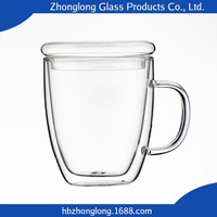 New Arrival Fashion Design Eco-Friendly Crystal Tea Cup