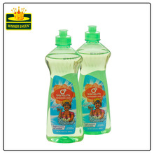 Bulk 500ml high performance formulation dishwashing liquid