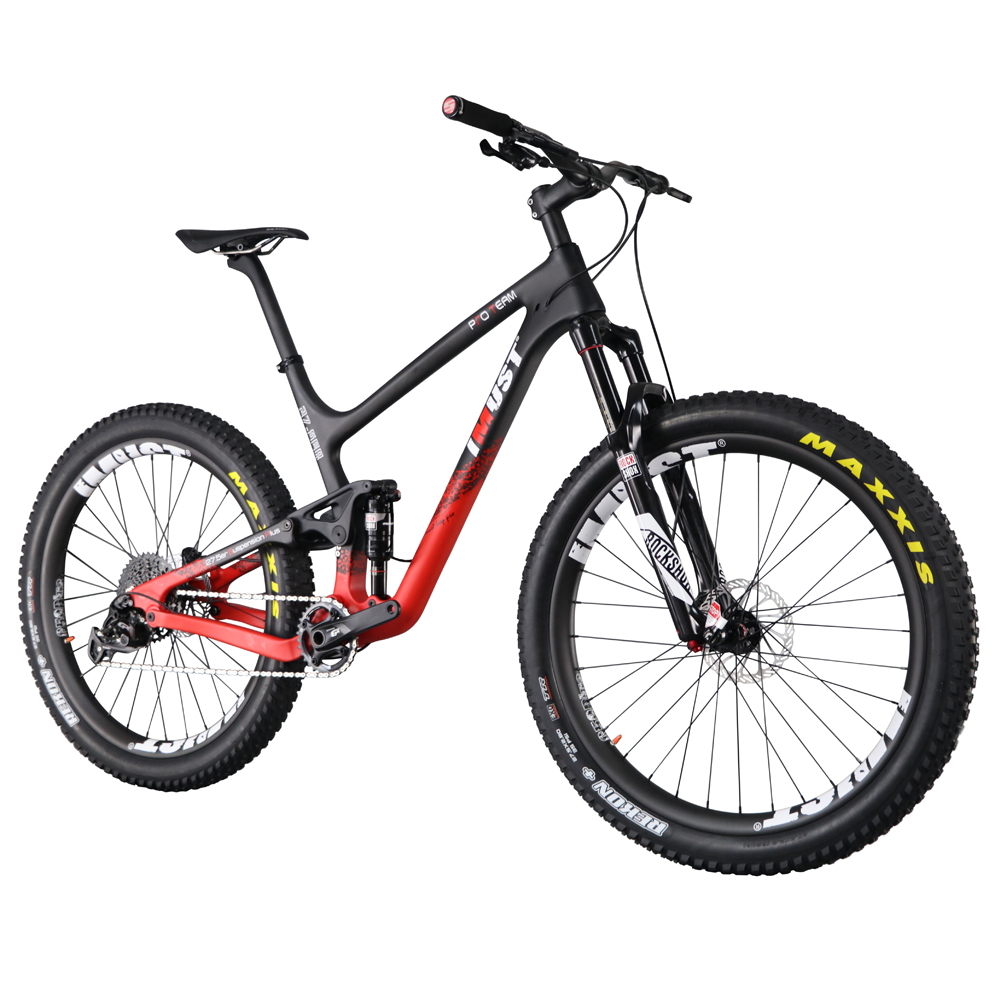 27.5er MTB Zero MOQ Carbon mountain bicycles China 650b mtb bicycle <strong>bike</strong>
