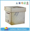 China factory custom made flower shipping boxes wholesale 2015