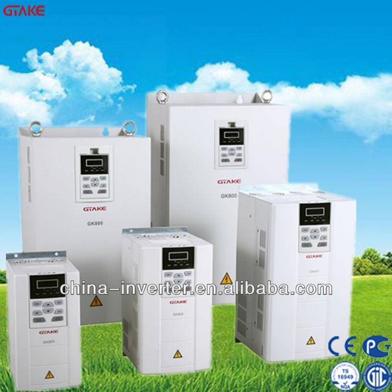 GTAKE 380v-480v 50Hz/60Hz High Performance AC Motor Drives / VFD/ VSD
