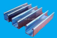 galvanized c beam channel steel
