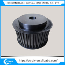 Customized professional T2.5 motor pulleys