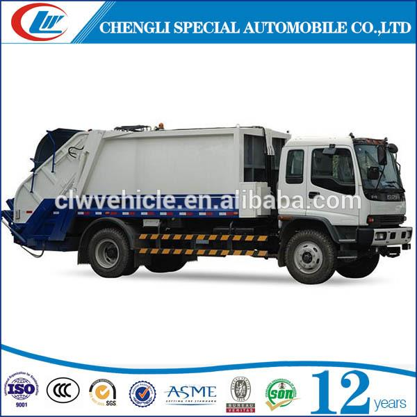 Brand new used garbage trucks garbage trucks for sale in south africa garbage bins for sale for stock