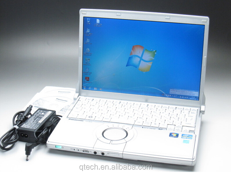 cheap used slim laptop <strong>computer</strong> from japanese notebook with dvd rom