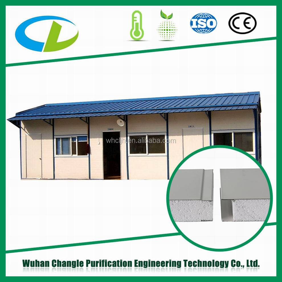 EPS sandwich panel / Carved Metal Insulation Board