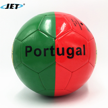 Professional Match Portugal Soccer Balls PU Leather Football