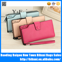 Phone Bag Leather Wallet Korean Fashion Women Lady Wallet