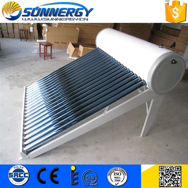 Top Quality high technology solar water heater intelligent with low price