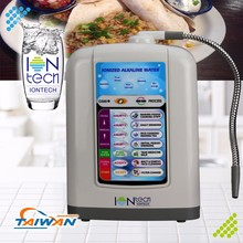 IT-330 Iontech cheap home pure water filter Taiwan alkaline machine
