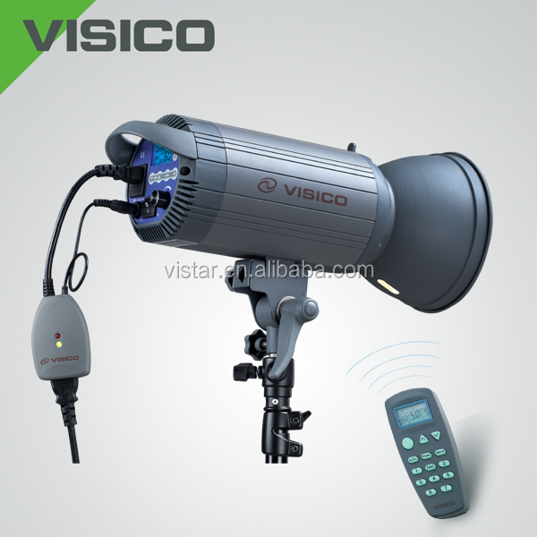 VISICO Photo studio flash, strobe, photographic equipment, photo studio lighting