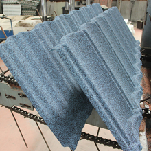 Chinese Waterproof and anti-corrosion stone coated steel roof tile