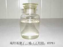 high quality (alpha omega terminated diol) HTPB for solid rocket propellent