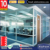 Australia standard latest style tempered glass office partition door made in china