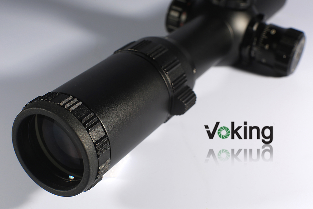 Voking 1-6X24IR tactical sniper scope ar15 accessories