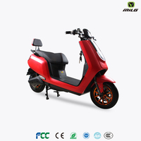 Futengda Factory 60V800 Watt Street Legal Electric Motorcycle