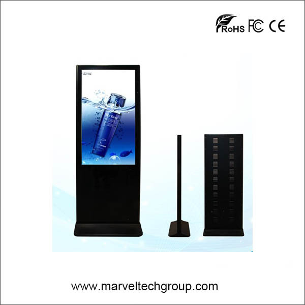 32 TO 84 Inches Full New A+ LCD Panel digital signboard
